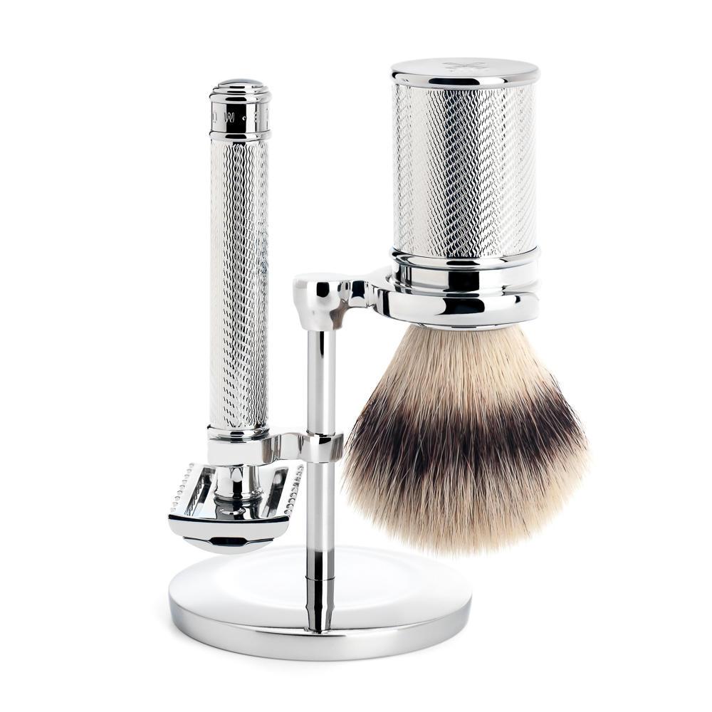 MÜHLE Traditional Shaving DE Chrome set