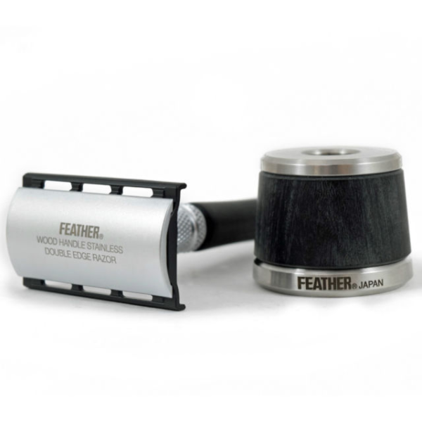 Feather WS-D1S traditional shaving Safety razor