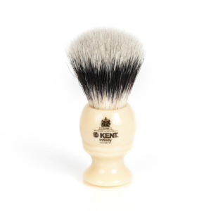 Kent Infinity traditional shaving Fiber brush
