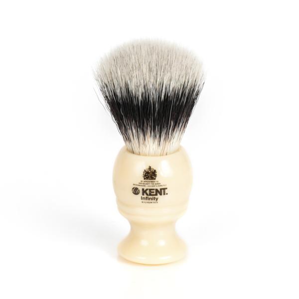 Kent Infinity traditional shaving Fiber brush