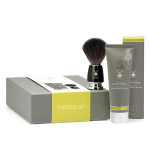 Muhle starter set Edwards traditional shaving