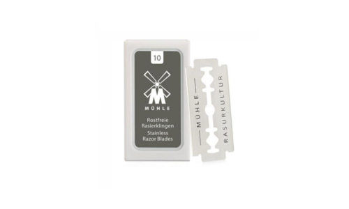 Muhle razor traditional shaving blades x 10