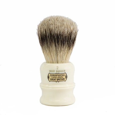 The Simpsons Duke 2 Traditional Shaving brush