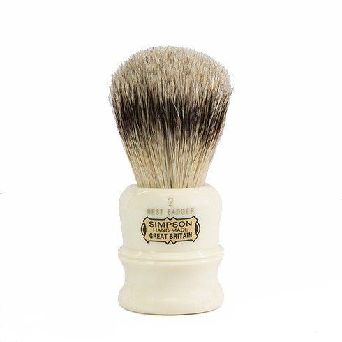 The Simpsons Duke 2 Traditional Shaving brush