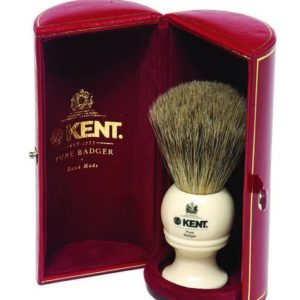 traditional shaving brush kent