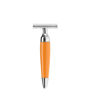 Muhle Stylo safety razors butterscotch
