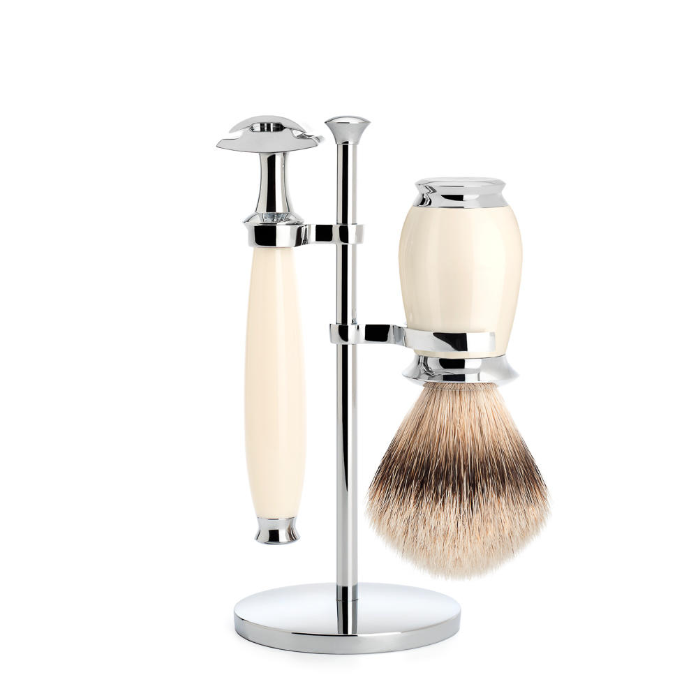 Muhle Purist Ivory shaving set