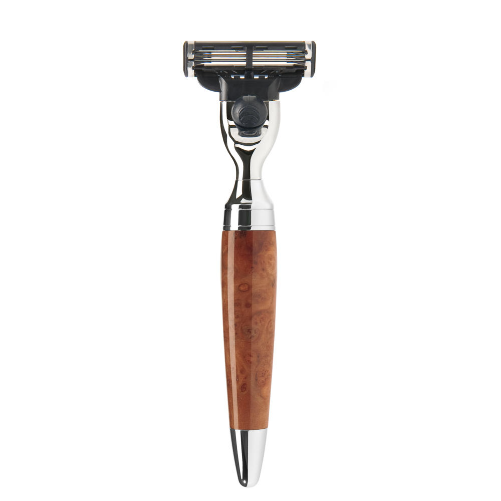 MÜHLE STYLO 3 Blade Thuja Traditional shaving