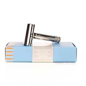Fatip gentile chrome safety razor
