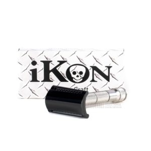 Ikon B1 slant Edwards traditional shaving emporium safety razor