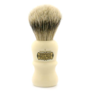 Simpsons Emperor 1 Traditional shaving brush