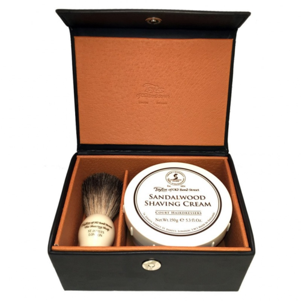 Taylors of bond street shaving set