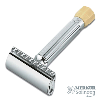 Merkur progress Safety razor with box
