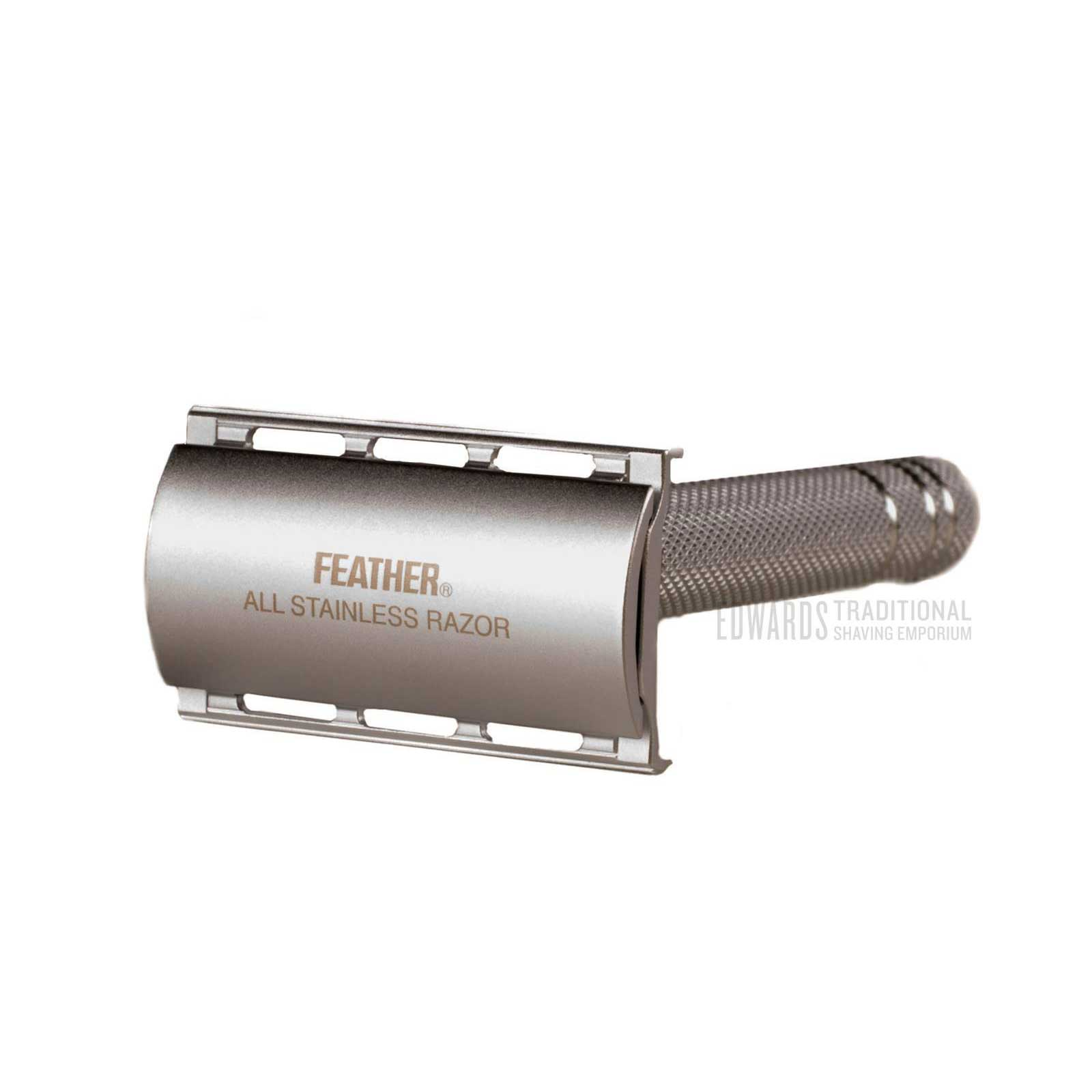 Feather AS D2, Edwards Traditional Shaving Emporium Safety Razor